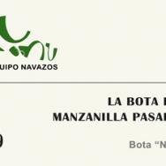 La Bota de Manzanilla Passada n 39