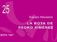 La Bota de Pedro Ximenez  n 25