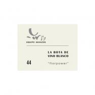 La Bota de Vino Blanco Florpower