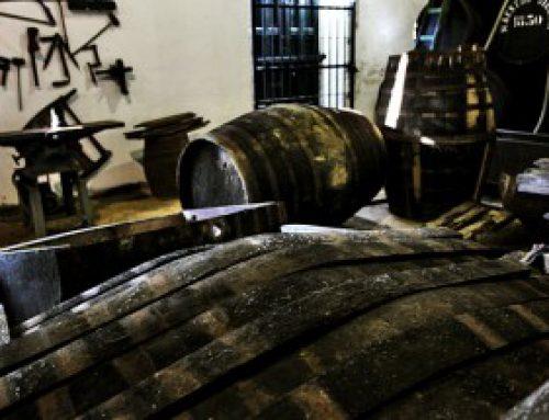 Wie ein Sherry Fass hergestellt wird