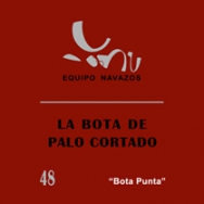 La Bota de Palo Cortado viejissimo  n 48