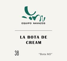 La Bota de Viejo Cream n 38