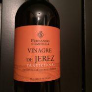 Vinagre de Jerez Tradicional RFC