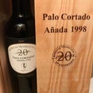 Palo anada 1998 Tradicion